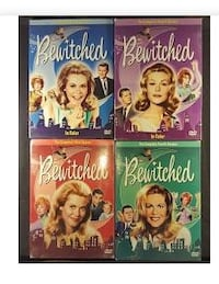 Bewitched first to third season only (in color) Augusta, 30904