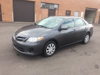 Toyota - Corolla -  [PHONE NUMBER HIDDEN] % accidents Free certified please visit sherwayauto.ca Vaughan, L4L 1S2