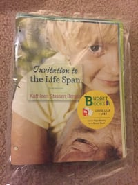 Used Invitation to the Life Span 3rd edition Leesburg, 20176