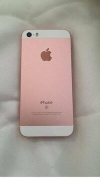 iPhone 5se rose gold (no cracks) New York, 10303