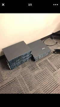 Cisco Equipment (Routers and Security devices) Renton, 98056