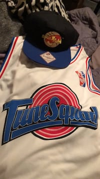 Space Jams Jersey and matching Hat set