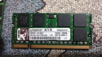 Kingston 1GB 533 MHz DDR2 Notebook Ram KVR533D2S4/1G Çekmeköy