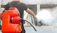 House cleaning Fogger with  disinfectant home, office or business Charlottesville