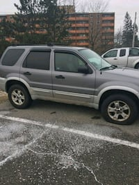 *FOR PARTS ONLY* 2007 Ford Escape Peterborough, K9H 5R9