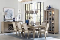 BRAND NEW MCKEWEN DINING TABLE + 2 ARMCHAIRS + 4 SIDE CHAIRS Clifton, 07013
