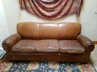 High end leather couch Indian Hills, 80454