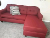 Sectional 6' L by 4.5 ' W ottoman  New Orleans