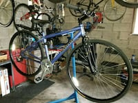 Kona dew 24 speed hybrid bike  Toronto, M6J 3K8