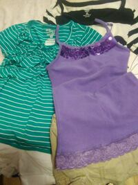 3 girls outfits (6/7) Omaha, 68104