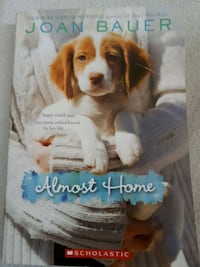 Almost Home by Joan Bauer book Toronto, M6M