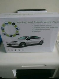 MULTI USE P0RTABLE CHARGER