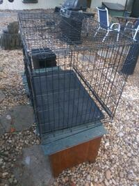 dog cage 26 x 38 n 28 inch tall. 300 other  items. Atlanta, 30318