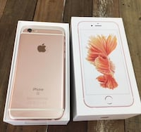 iphone 6s rose gold 16gb Richmond Hill, L4S 1E4