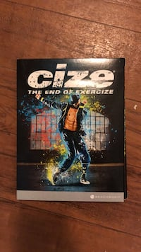 """""""Cize: The End of Exercise"""" Workout DVDs"""
