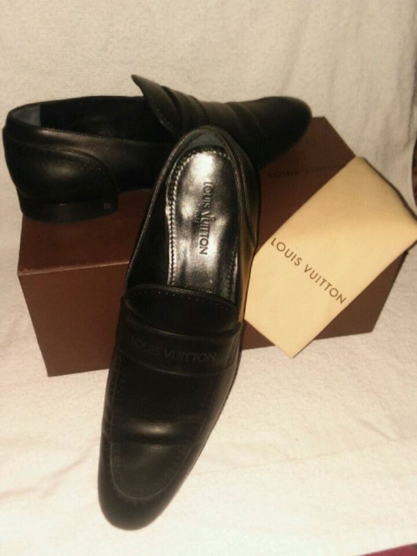 3f5bcd9dc296 Used Louis Vuitton Mens dress shoes for sale in San Antonio - letgo