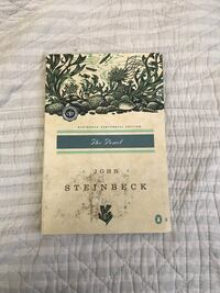 The Pearl by John Steinbeck book