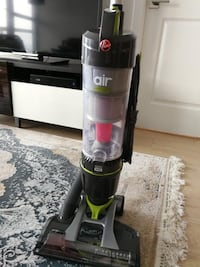 Hoover Windtunnel Air Steerable Upright Vacuum Cle Victoria