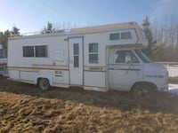 motor home  - 350 - 1981 Rolly View, T0C 2K0