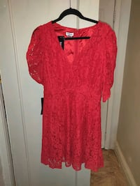Bebe red dress Brooklyn, 11207