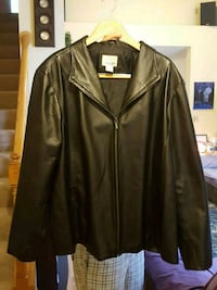Womens Leather Jacket Inver Grove Heights, 55076