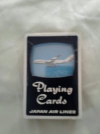 Japan airline playing cards Woodmere, 11598