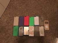 Assorted iphone case lot Trotwood, 45426