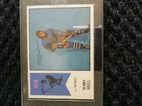 1974/75 OPC WHA BOBBY HULL HOCKEY CARD Pickering, L1V 3V7