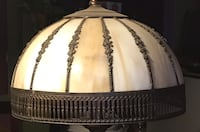 Vintage curved glass lamp shade Wichita, 67213