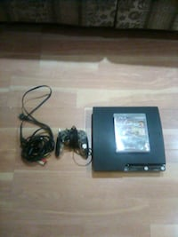 PS3 with one concroller and one game