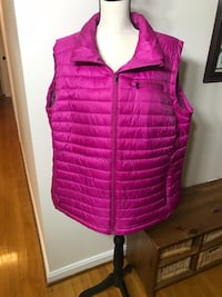 Columbia Women's Vest Fuchsia 3X North Bethesda, 20852