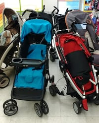 (6B) Strollers in good condition Toronto