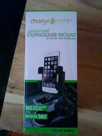 Cupholder Phone Mount 28 mi