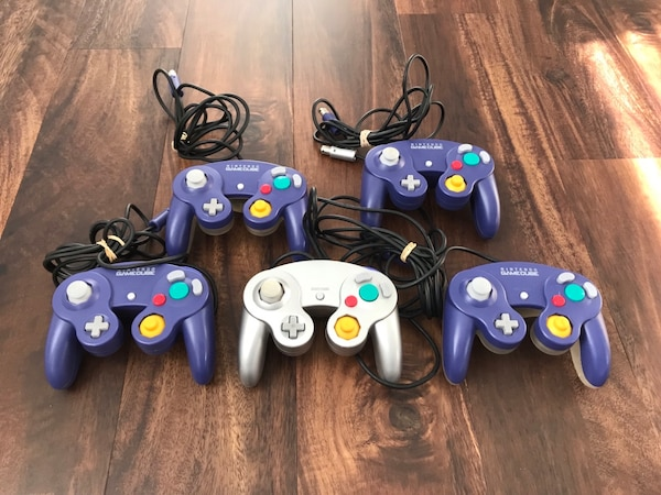 Used Gamecube Controller Oem For Sale In San Jose Letgo