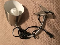 Clip on lamp for sale