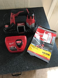 Milwaukee M12 Cordless Sub Compact Band Saw, battery & 3 new blades  Manchester, 03103