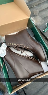 Woman's size 6.5 boots