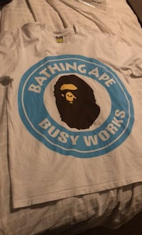 bape busy works tee Dumfries, 22025