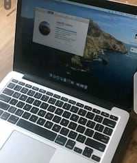 Apple Mac book pro13 available for free. ASHBURN