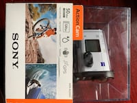 Sony - HD Action Camcorder - White Alexandria, 22310