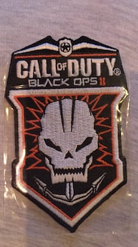 Call of Duty collectible Patch Santa Rosa, 95403