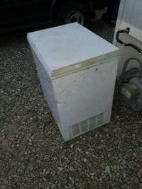 Small freezer for the garage