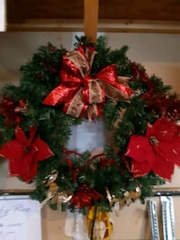Christmas wreaths Leduc, T9E 0L6
