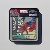 Marvel Comics Slimfold Wallet with Bonus Collector Tin SPIDER-MAN Brampton, L6V 3V6