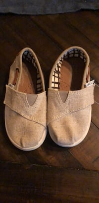 Toms  Toddler Shoes 8T San Angelo, 76904