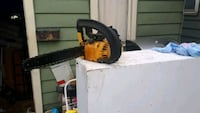 Gas-powered chainsaw Kitchener, N2A 1C2