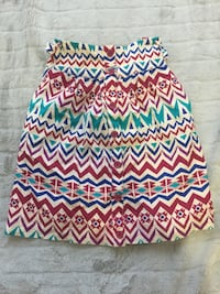 Tribal skirt - forever21