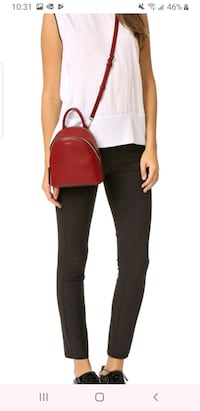 dkny mini crossbody backpack  Vancouver