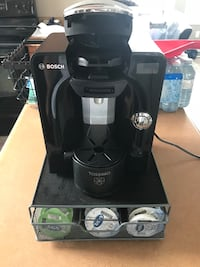 Tassimo Coffee Machine and drawer Edmonton, T6M