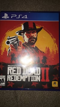 PS4 NEW RED DEAD REDEMPTION !! Baltimore, 21213